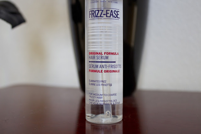 a picture of john frieda frizz ease hair serum