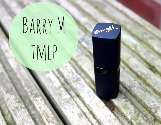 a picture of Barry M lipstick tmlp (turn my lips pink)
