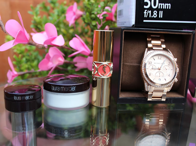 through chelseas eyes, 21, birthday, birthday, presents, make up, Michael kors, 50mm lens