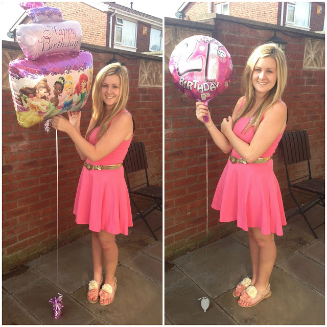 through chelseas eyes, 21, birthday, birthday balloon