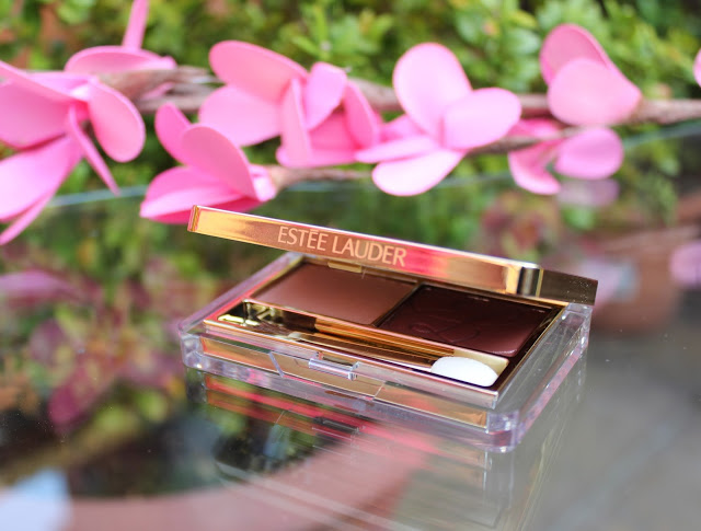 Estée Lauder EyeShadow Duo Raisins, through chelsea's eyes