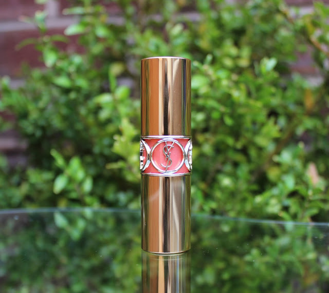 YSL Lipstick Corail In Touch Review