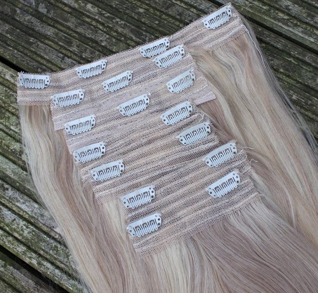 clip in hair extensions, hair extensions, quad weft hair extensions, extra thick hair extensions, dirty looks hair extensions, bobby glam hair extensions, review, through chelsea's eyes, dirty looks, quad weft