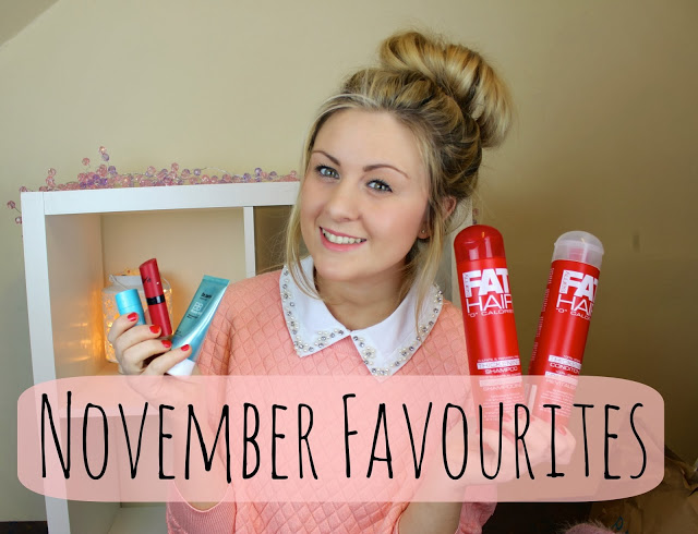 youtube, british youtubers, monthly favourites, november favourites, blogger favourites, current favourites, through chelsea's eyes,