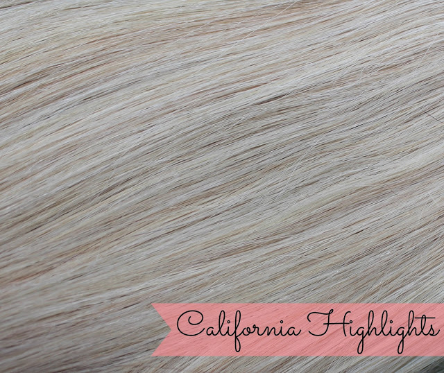 California highlights, clip in hair extensions, hair extensions, quad weft hair extensions, extra thick hair extensions, dirty looks hair extensions, bobby glam hair extensions, review, through chelsea's eyes, dirty looks