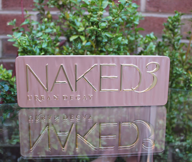the naked 3 palette, urban decay, urban decay naked 3 palette, naked 3 palette swatches, review, through chelsea's eyes,