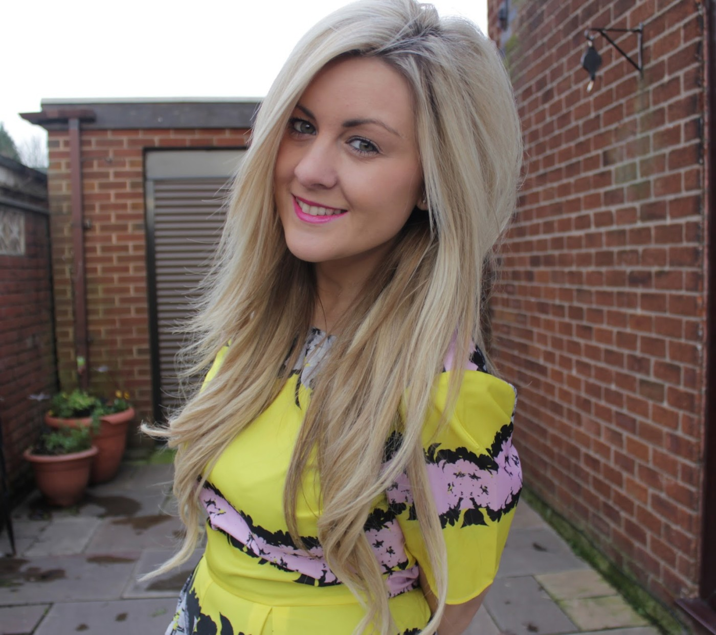 playsuit, bold print, floral, topshop, fashion blog, through chelsea's eyes,