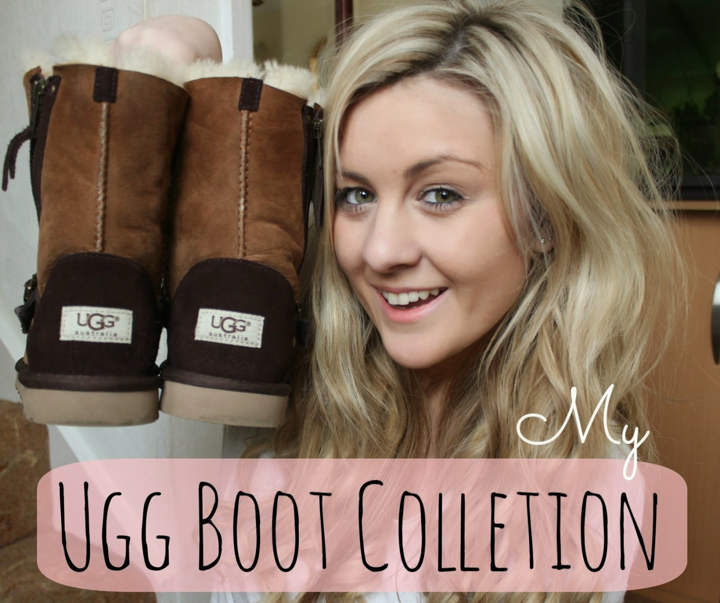 youtube, ugg boots, ugg boot collection, through chelsea's eyes,