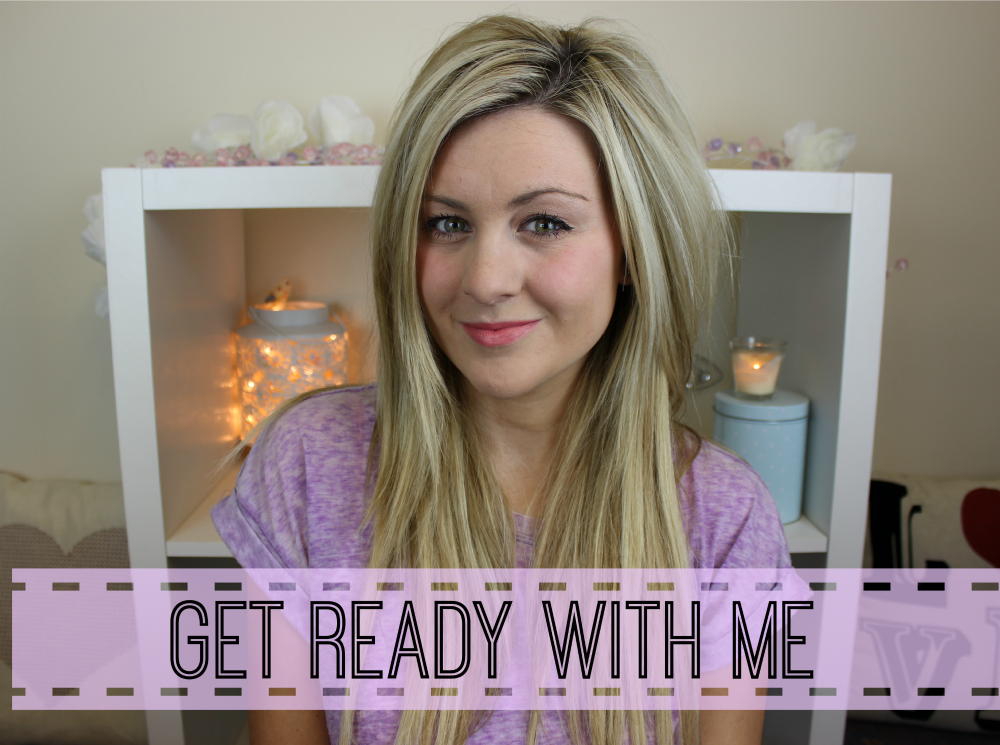 grwm, get ready with me, spring time, spring 2014 makeup, simple spring makeup, through chelsea's eyes,