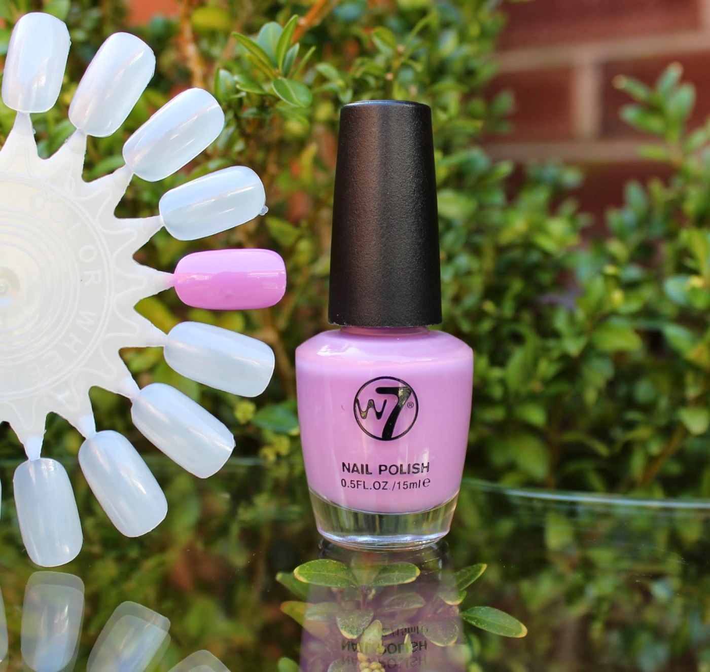 w7, w7 nail polish, spring/summer nails, pastel nails, pastel trend, through chelsea's eyes,