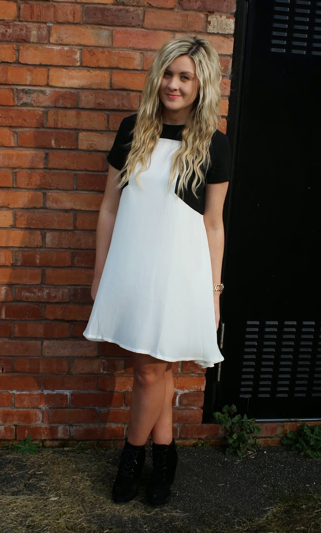 monochrome, spring monochrome, spring fashion, through chelsea's eyes, fashion blogger,