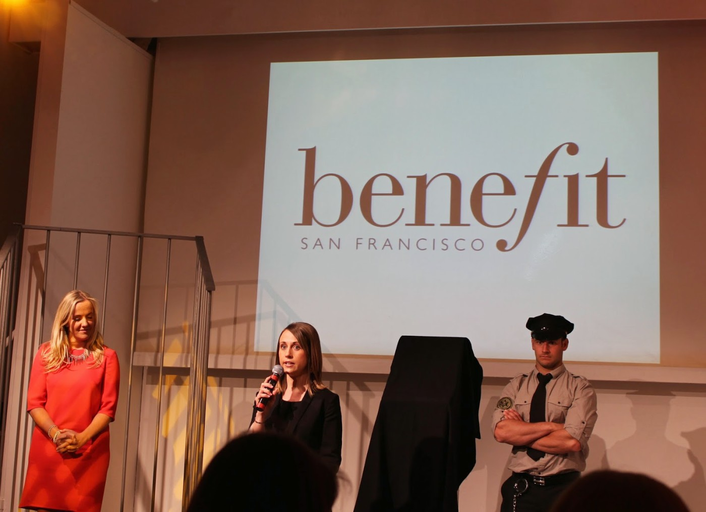 Benefit. Benefit event, Benefit They're Real Push-Up Liner, Benefit They're Real Remover, through chelsea's eyes,
