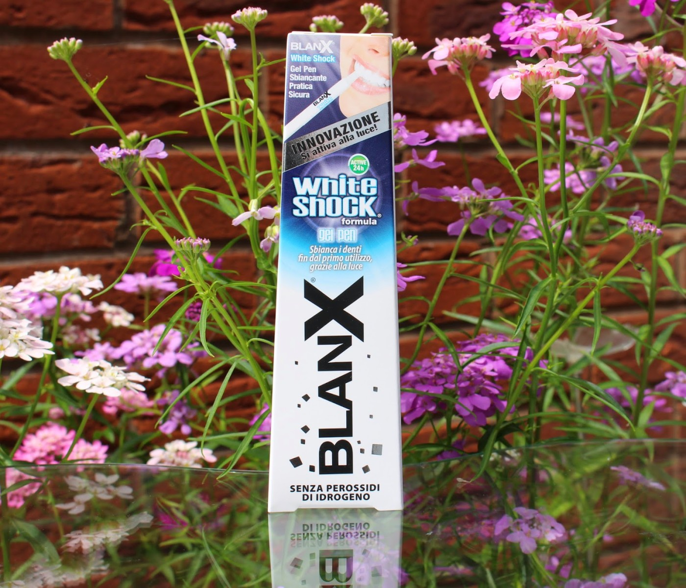 blanx, BlanX white shock formula, bland white shock, teeth whitening, through chelsea's eyes, review, bland white shock complete range