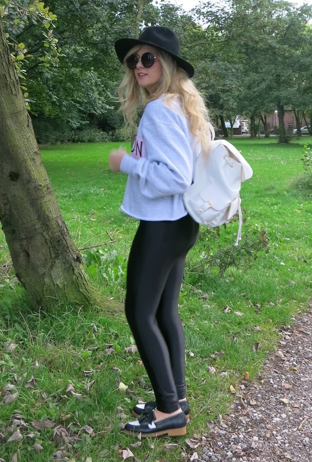 river island fashion blogger jumper, full time fashion blogger jumper, fashion blogger, through chelsea's eyes, river island, loafers
