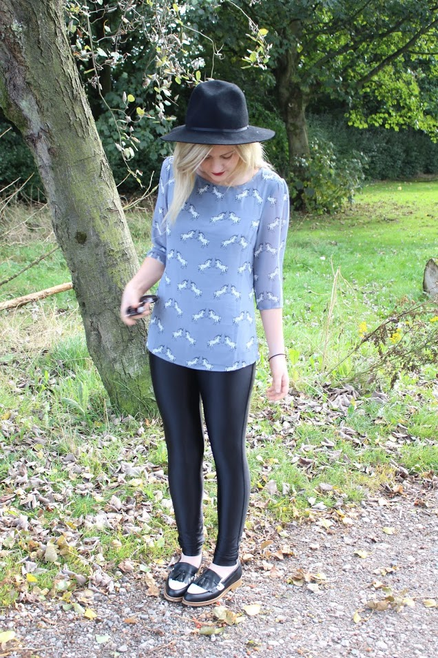 sugarhill boutique, sugarhill boutique unicorn top, fashion, ootd, style blog, fashion blog, through chelsea's eyes,