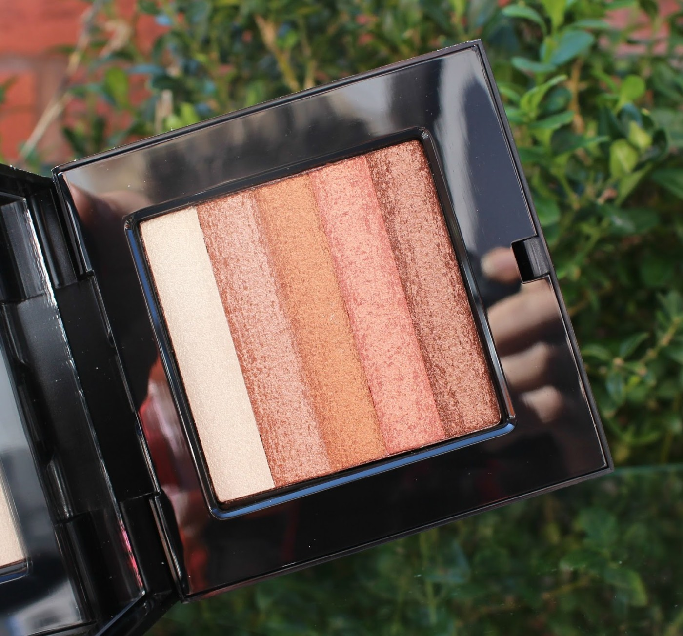 Bobbi Brown, Bobbi Brown shimmer brick, Bobbi Brown shimmer brick bronze, review, through chelsea's eyes,