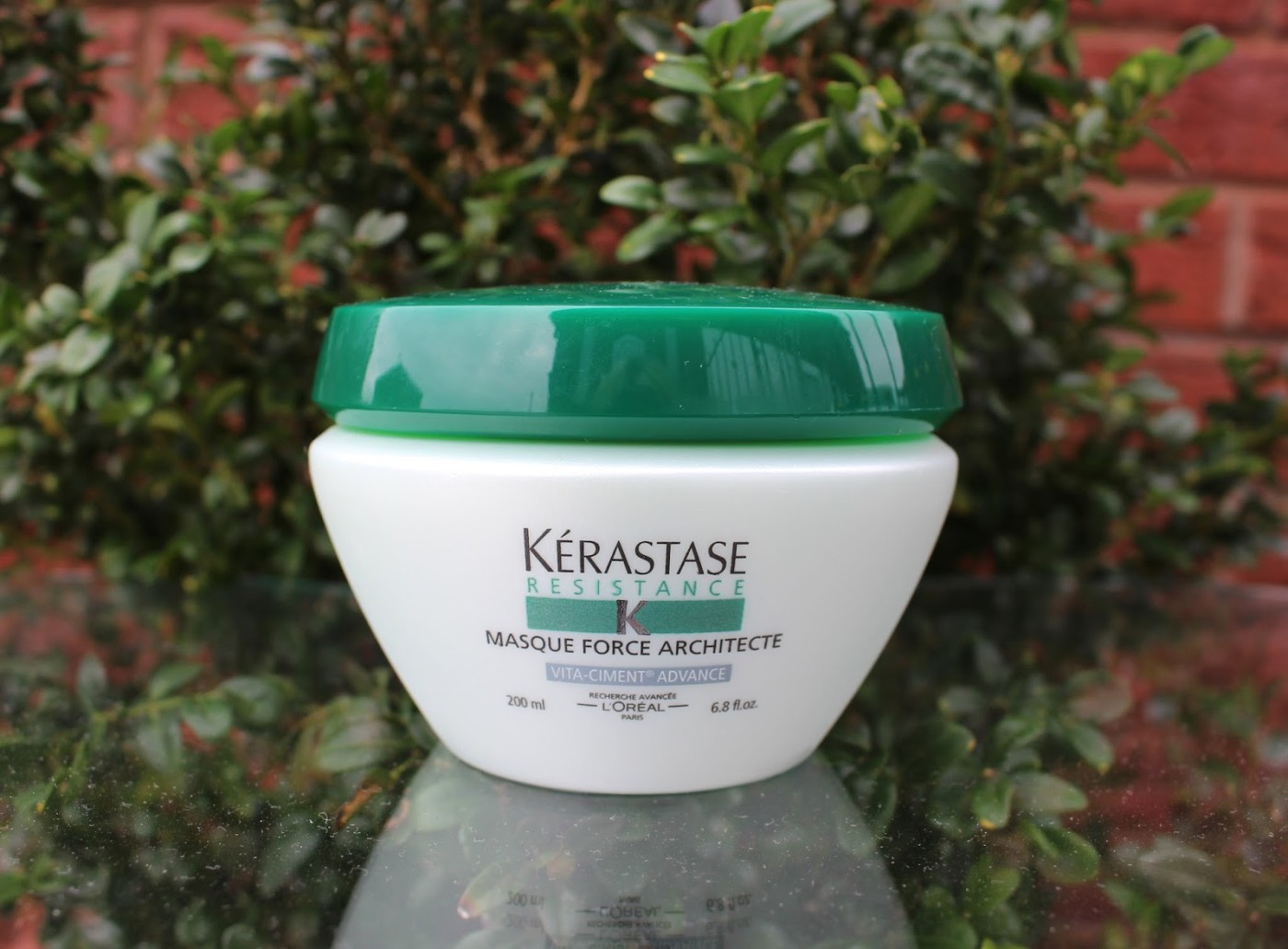 Kérastase Masque Force Architecte, Kérastase Hair Masque, Kérastase, Hair treatment, hair treatment masque, damaged hair treatment, review, through chelsea's eyes,