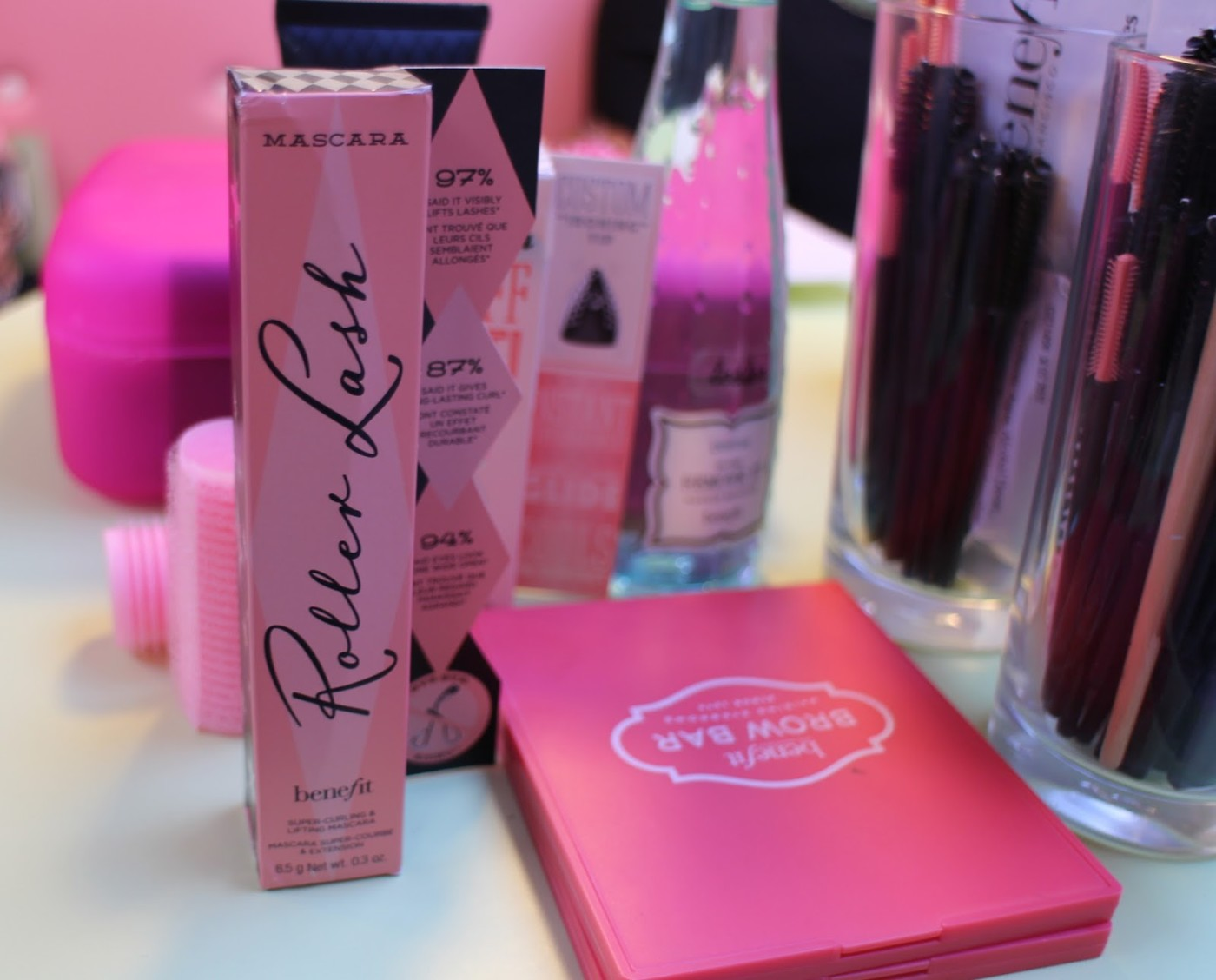 Benefit Roller Lash Mascara Event