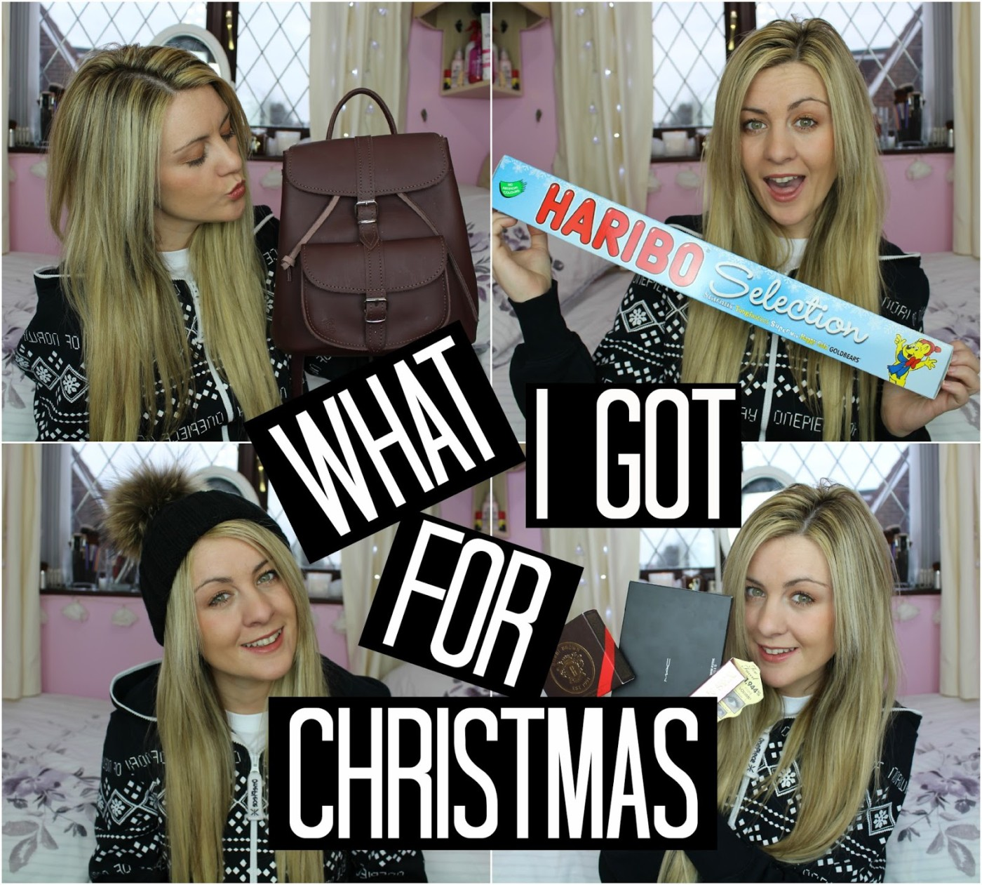what i got for christmas, christmas 2014, haul, christmas haul, through chelseas eyes,