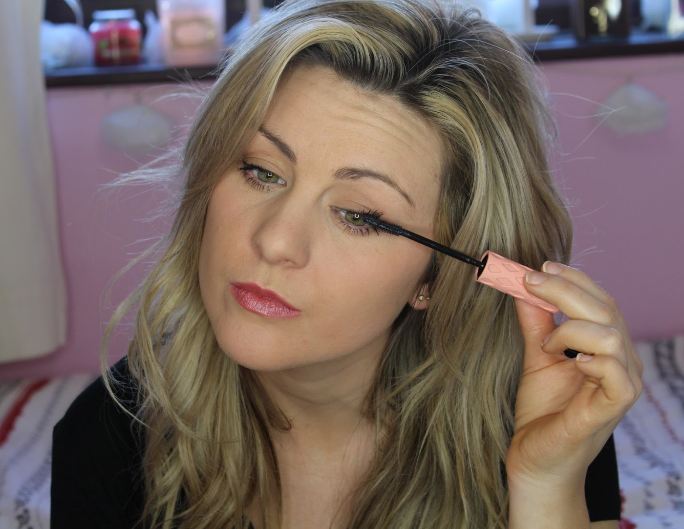 benefit roller lash, benefit roller lash review, benefit, through chelsea's eyes,