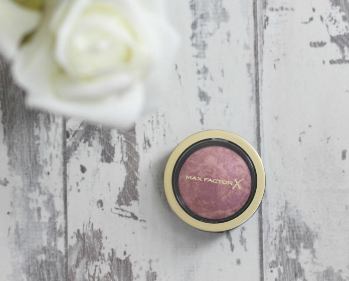 Max Factor Creme Puff Blush in Seductive Pink