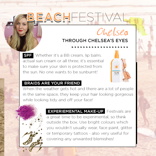 Blogger guide to festivals