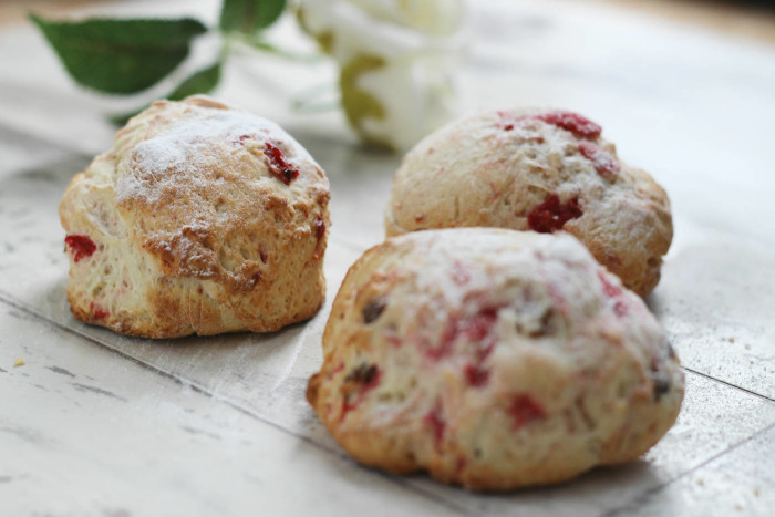 fruit scones 1