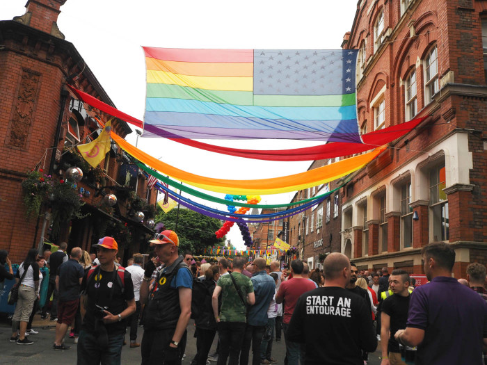Manchester Pride's The Big Weekend