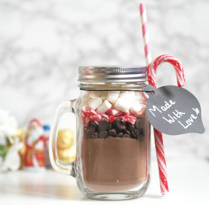Quick & Simple DIY Christmas Gift Idea