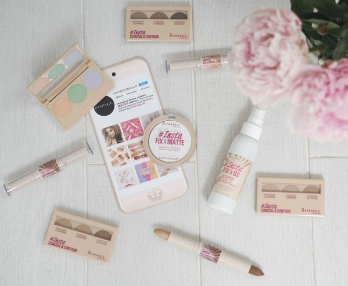 Rimmel London #InstaSelfie Collection Review