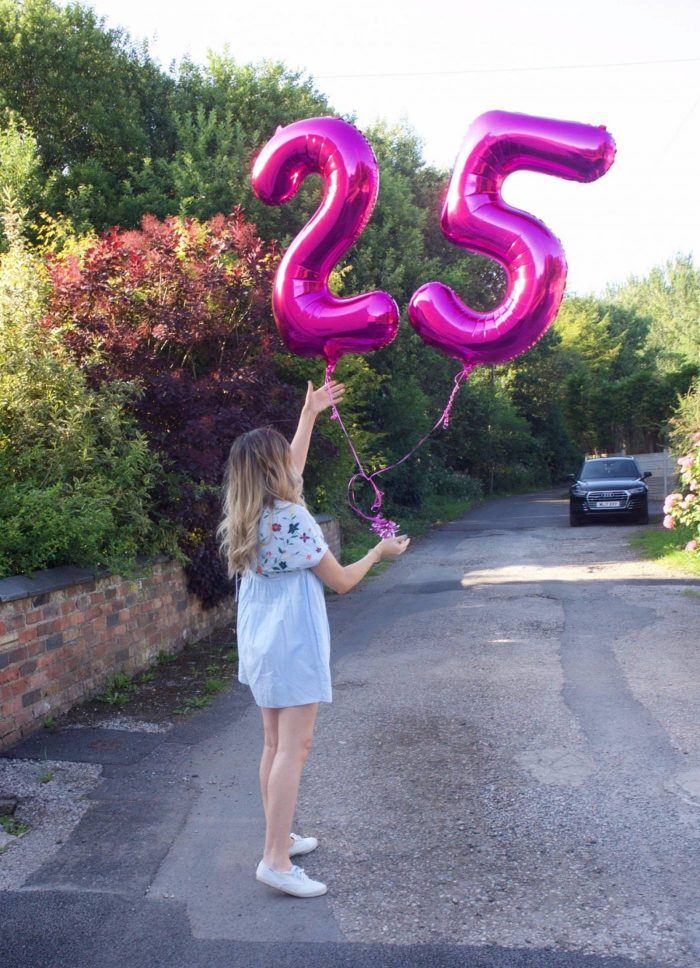 25 Life Lessons for My 25th Birthday